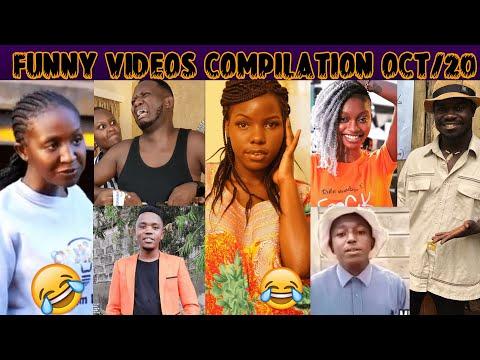 Latest Funny Kenyan videos, Memes, vines compilation   Oct/20 reflection   Ft Kenyan top comedians