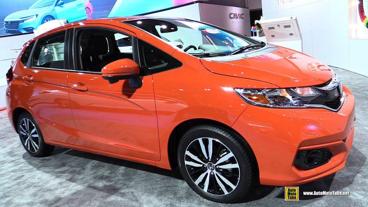 2018 Honda Fit Exterior And Interior Walkaround 2018 Detroit