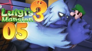 Luigi's Mansion 3 - Walkthrough #05 - The Secret Gorilla!