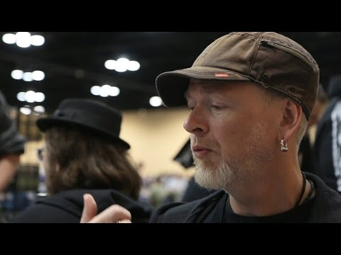 Mark Gibbons  Acclaimed Artist  Adepticon 2016