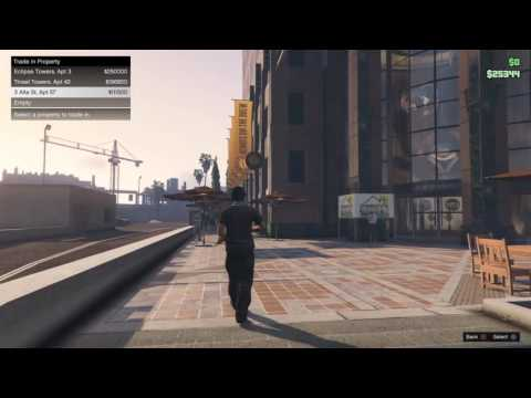 Tutorial How to sell Your House On GTA 5 Online *NEW METHOD*