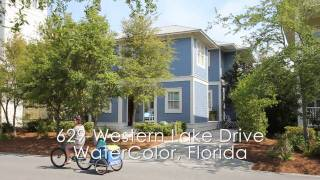 WaterColor Florida 4BR Vacation Rental Home, 629 Western Lake Drive
