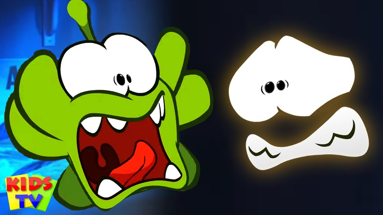 Om Nom 이야기   할로윈 스페셜 영상   Kids Tv Korea   아이들을위한 만화   애니메이션 시리즈