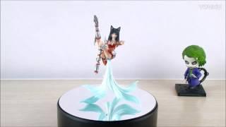臻欣评测非变形金刚玩具第342期,鬼魅的狐火,恒星工作室英雄联盟阿狸 高清