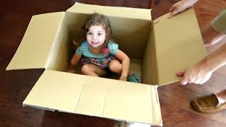 WHAT CAN YOU DO WITH AN EMPTY BOX???