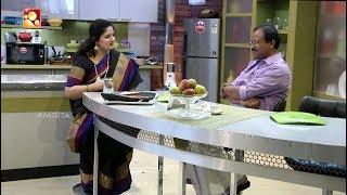 Annies Kitchen With Sri. V Muraleedharan M P | Palak Paneer Kofta Curry Recipe by Annie
