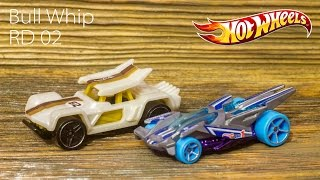 Соревнования Hot Wheels 6 Off-Road. Bull Whip & RD 02.