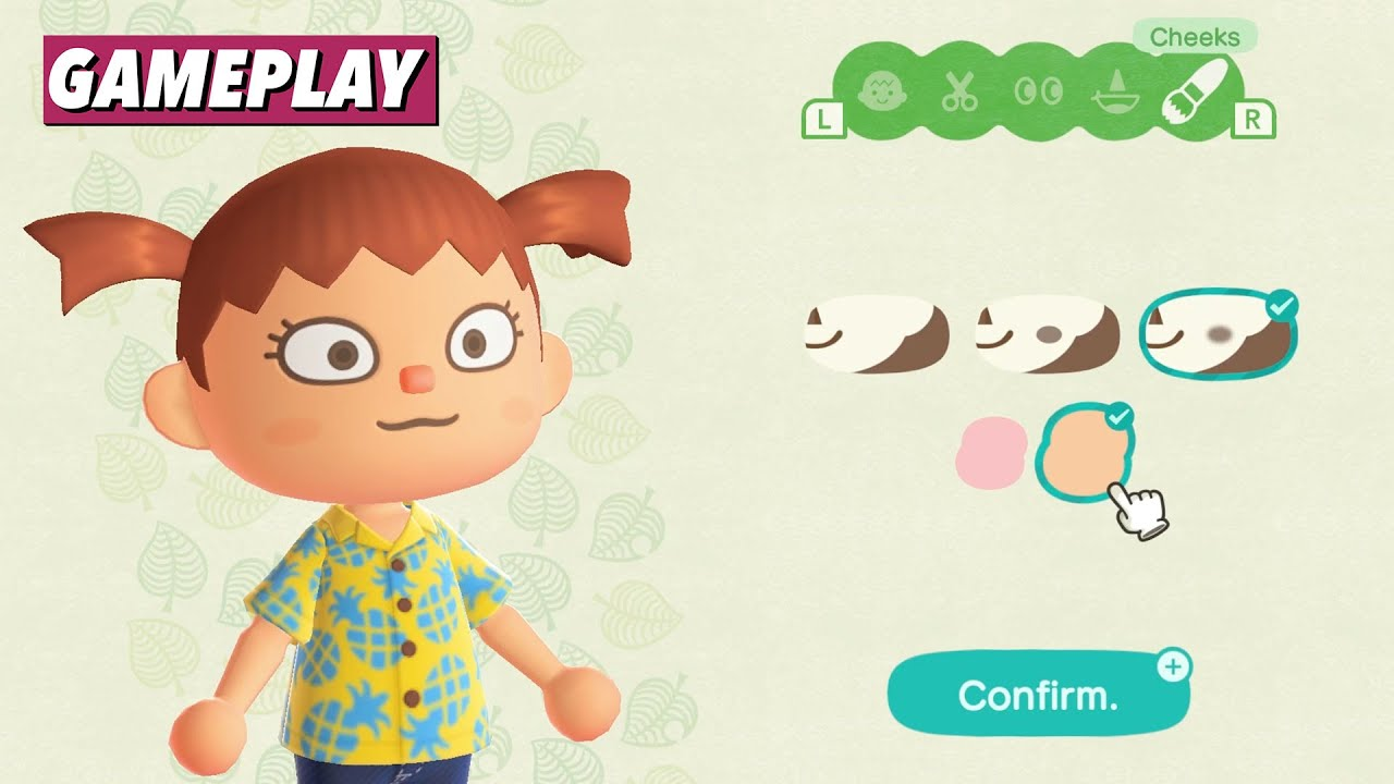Animal Crossing S Character Creator Is Better Than Ever Kotaku