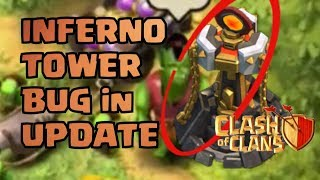 Clash Of Clans March Update 2019 BUG FOUND!!! INFERNO TOWER SOUNDS!!! *GLITCH MUST BE FIXED!*