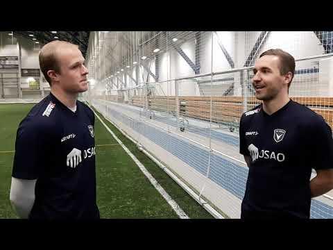 ACOTV - Otteluennakko AC Oulu - AC Kajaani 1.2.2020.