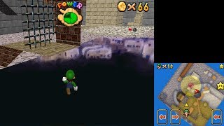 "[HD TAS] SM64DS - WDW 100 + Go to Town for Red Coins 1'03""52"