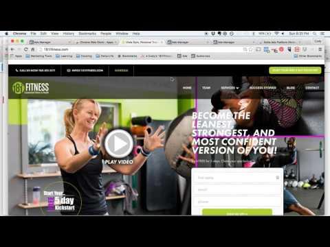 Facebook ads for a gym version 3.0