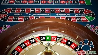 Multiplayer European Roulette 3D Advanced | CasinoWebScripts