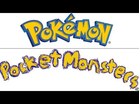 Synonym Songs - Pokémon