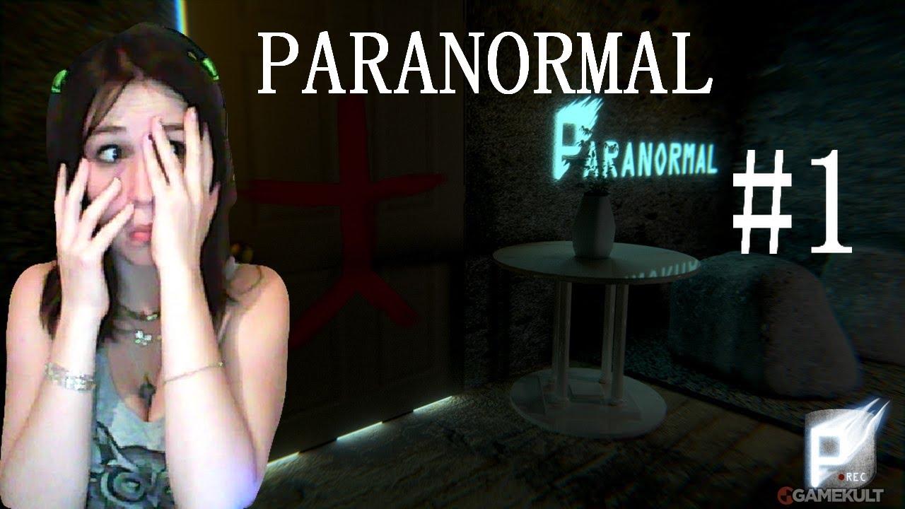 paranormal jeu d'horreur