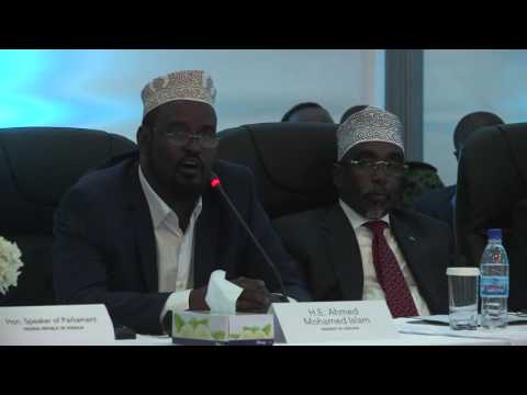 High Level Partnership Forum for Somalia commits to sustained progress in key development areas HD