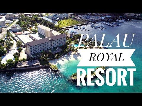 Palau Royal Resort - Luxury Hotel in Koror (Malakal Island)