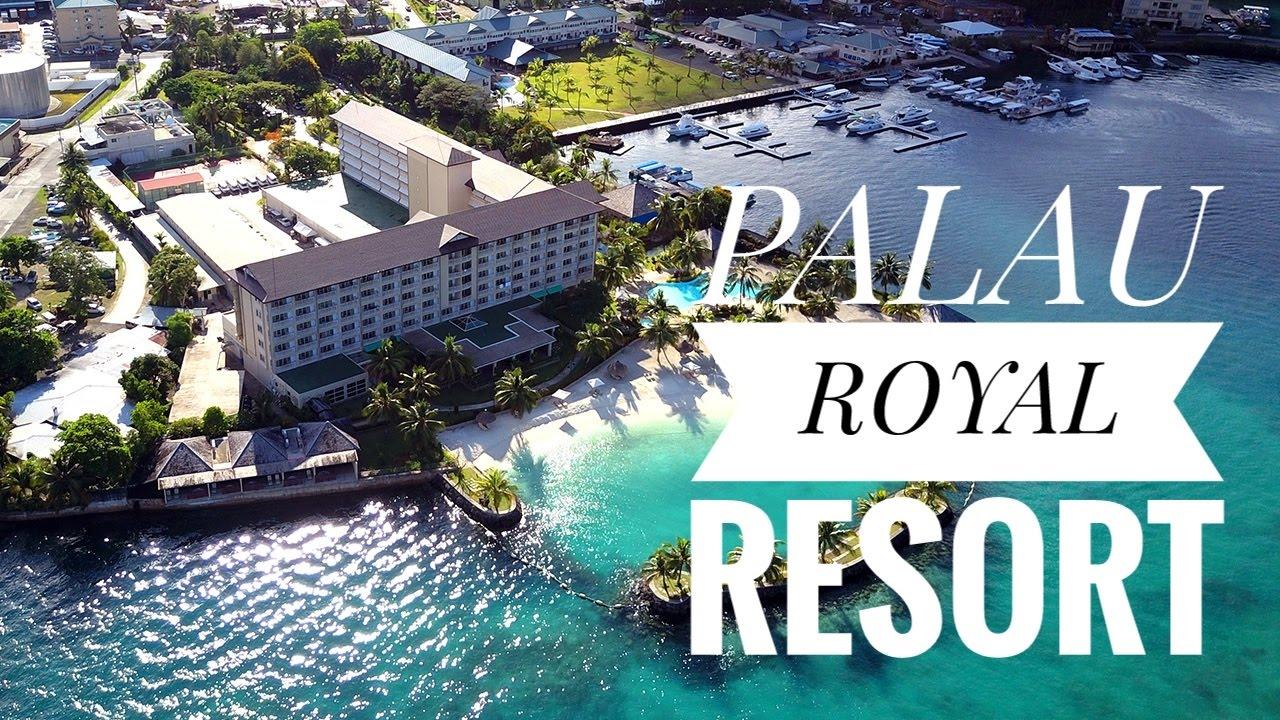 Palau Royal Resort - Luxury Hotel in Koror (Malakal Island