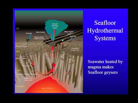 Jeff Karson- Discovering the Deep Oceans-Guest Night lecture