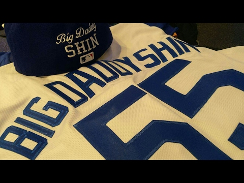 Where To Get AUTHENTIC Custom Dodgers Lettering For Jersey And Hat In Los Angeles