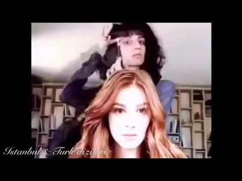 Kiralık Aşk 59. Bölüm Kamera Arkası-Elçin Sangu Barış Arduç