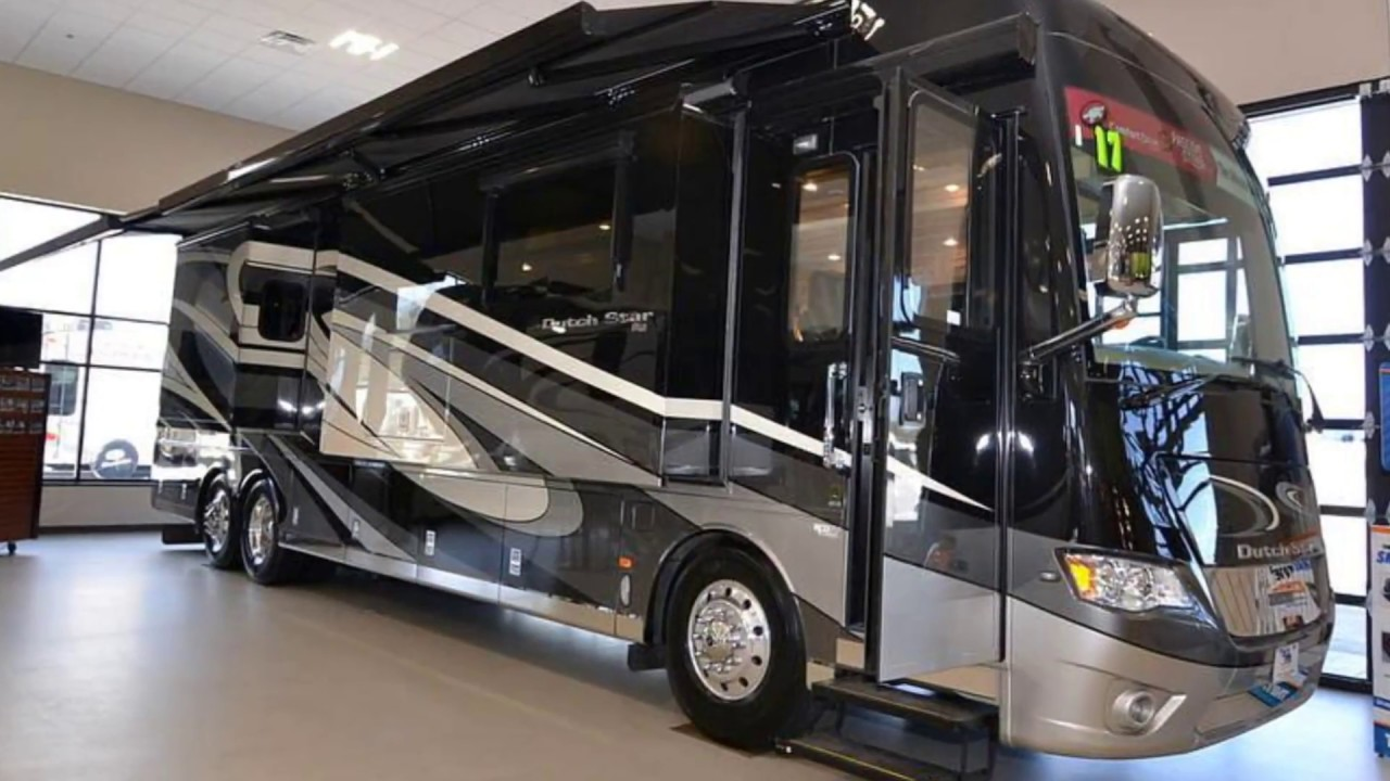 New 2017 Newmar Dutch Star 4018 Motorhome For Sale In Ohio