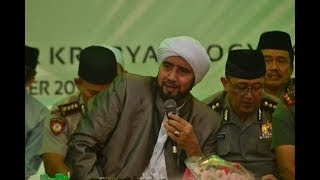 Habib Syech Ponpes Al Munawwir Krapyak Bersholawat 5 Desember 2018