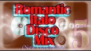 Romantic Italo Disco Mix-5 (Non-Stop)☊