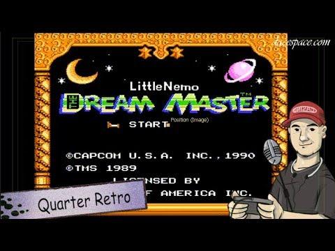 Little Nemo the Dream Master - Quarter Retro Episode 8
