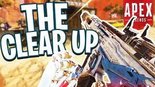 The CLEAR-UP! - PS4 Apex Legends