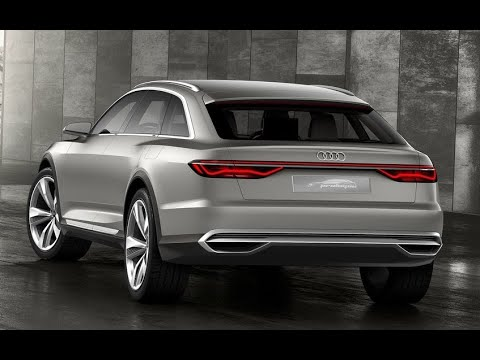 2020 2021 Audi A9 Prologue - YouTube