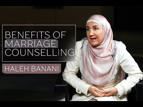 The Benefits Of Marriage Counselling | Haleh Banani
