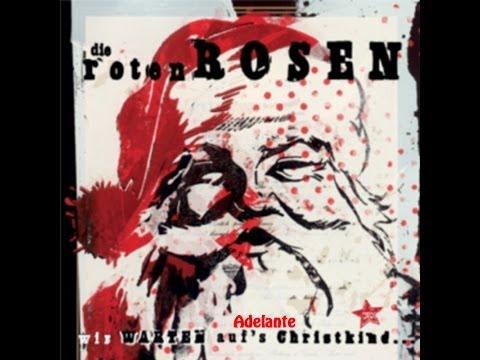Die Roten Rosen Weihnachtsmann Vom Dach Lyrics English Translation