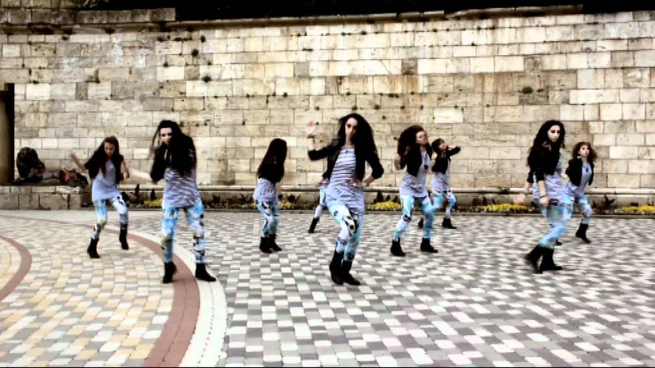 Waacking JIM dance studio - YouTube