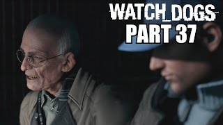 Watch Dogs Walkthrough Part 37 - PS4 Gameplay Review With Commentary 1080P