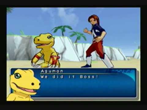 Digimon World Data Squad - Boss 1 - Tylomon
