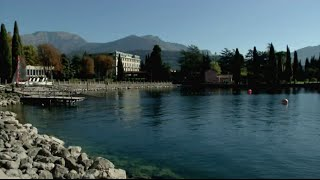 Riva del Garda, città di fiere e congressi