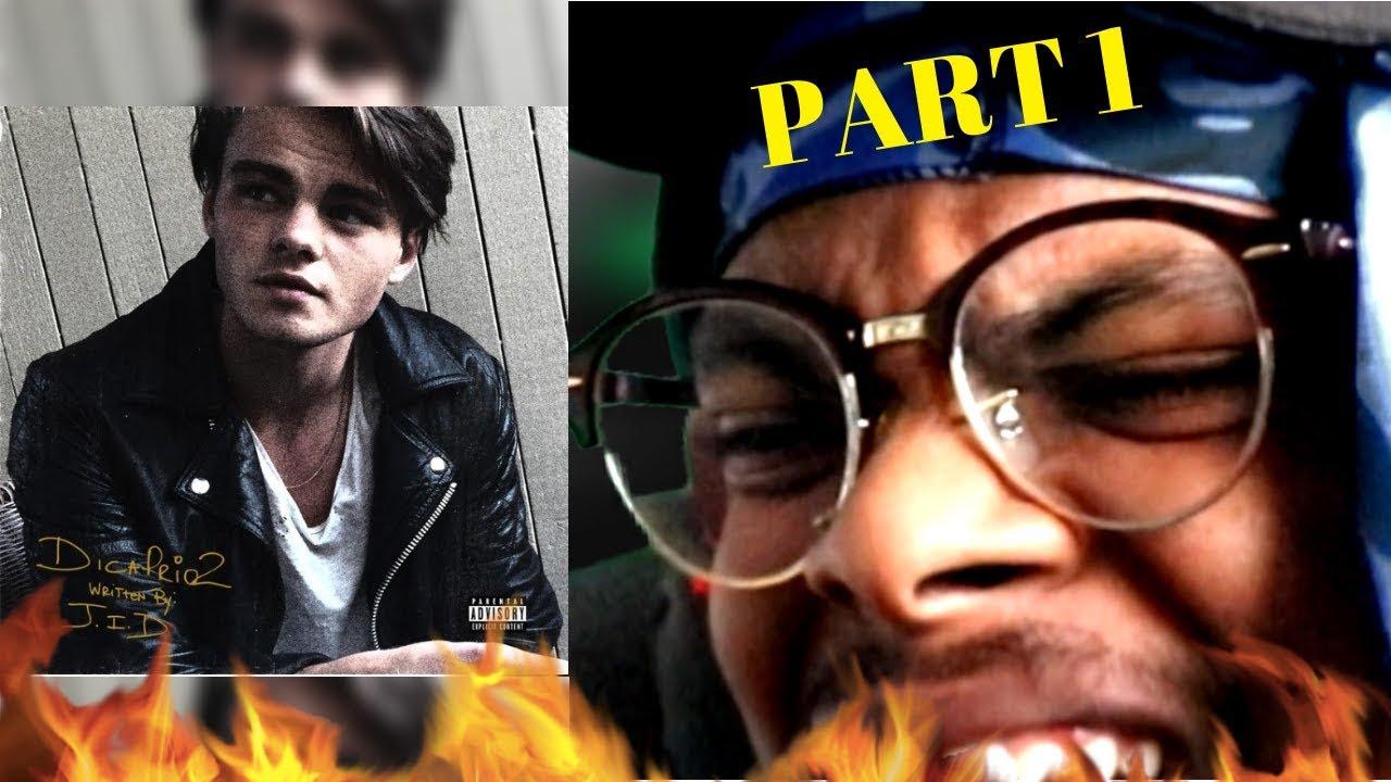fire-voice-pause-jid-dicaprio-2-album-reaction-part-1