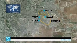 زحف قوات النظام السوري مستمر في عمق الأحياء الشرقية بحلب