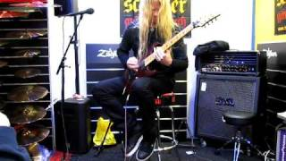Jeff Loomis-Shouting Fire at a Funeral + Jato Unit