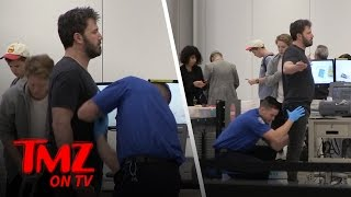 TSA Gets Handsy With Ben Affleck | TMZ TV