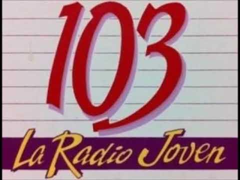 103 La Radio Joven  Costa Rica - 1997 a 1999