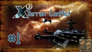 Due passi nel vuoto - X3 Terran Conflict [E1] - Gameplay Ita