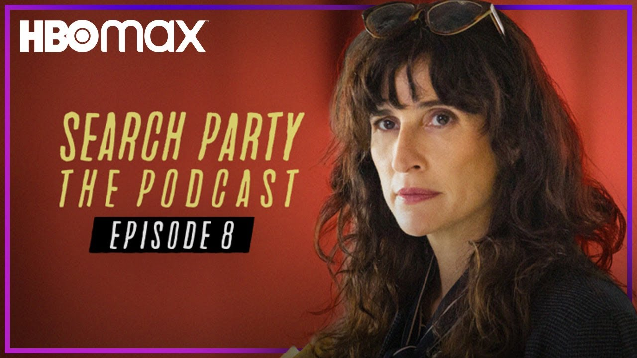 """Download Search Party: The Podcast (Ep. 8)   Michael Showalter & Michaela Watkins """"Truth & Lying""""   HBO Max"""