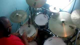 2pac - Do For Love (Drum Cover) Bobby Caldwell
