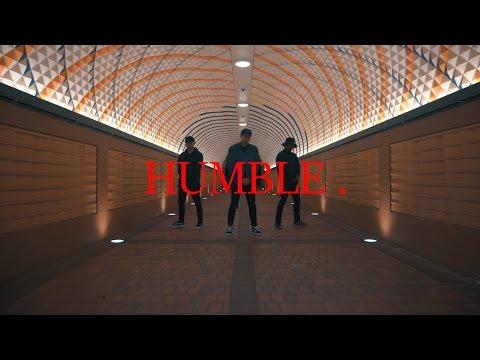 Kendrick Lamar - HUMBLE. | David Nguyen Choreography |@kedricklamar @mc.butter.pants