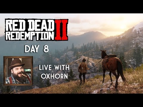 Red Dead Redemption 2 Day 8 - Live with Oxhorn thumbnail