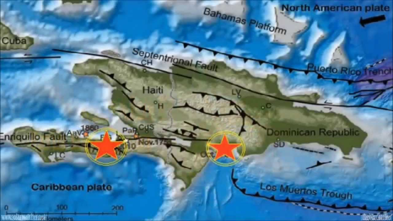Natural Disasters Dominican Republic