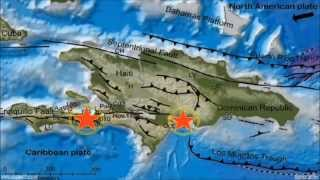 EARTHQUAKE WATCH HAITI/DOMINICAN REPUBLIC  (Jan 28-31, 2015)
