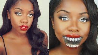 Classic Movie Star | Ventriloquist | Halloween Makeup Looks